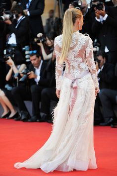 Fiammetta Cicogna - 'The Reluctant Fundamentalist' Venice Film Festival Premiere And Opening Ceremony