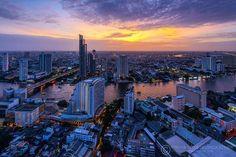 Chao Praya River, Bangkok