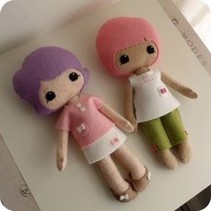 Gingermelon Dolls