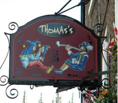 Thomas's in York