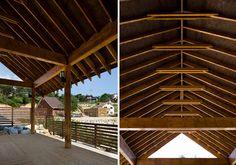 Creating Outdoor veranda   with a mobile, tactile intervention, petra blaisse gives an impulse to ...