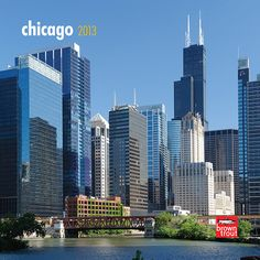 Chicago Mini Wall Calendar: The city of Chicago is juxtaposition of the old and the new. From the Sears Tower to the Wrigley Field, the city's buildings and skyscrapers place Chicago in a league of its own.  $7.99  http://www.calendars.com/Chicago/Chicago-2013-Mini-Wall-Calendar/prod201300004697/?categoryId=cat00750=cat00750#
