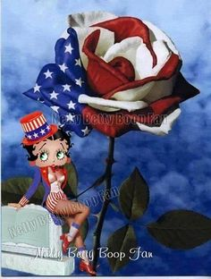 Image result for betty boop pride
