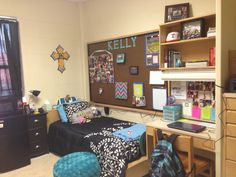 Baylor dorm, North Russell @Baylor Proud