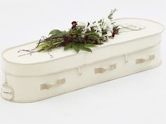 green design, eco design, sustainable design, Natural Legacy, A.W. Hainsworth and Sons, woolen coffin, green burial