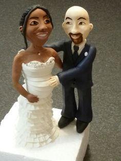 Wedding cake topper #milliscake www.milliscake.jimdo.it
