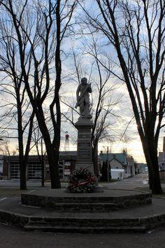 Monument of the 1837 Patriotes St Denis, Canadian History, Patriots, Saint, Montreal, Vintage, Brogue Shoe