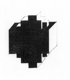 NIKOLAI SUETIN, ARCHITECTONICS, 1927
