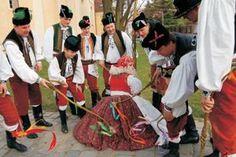 velikonoce na jižní moravě - Easter in South Moravia
