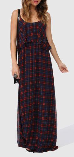 It looks like flannel. It's a dress. It's literally me in clothing form.