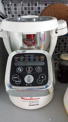 Nouveau robot cuisine moulinex cuisine companion note les numriques robot kenwood cooking - Nouveau livre companion moulinex ...