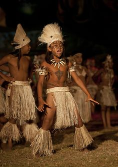 Dances During Tapati Festival In Hanga Roa, Easter Island, Chile | Flickr: Intercambio de fotos