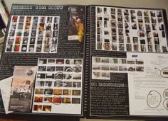 55 Ideas Photography Sketchbook Layout Presentation #photography