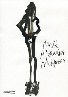 McQ Alexander McQueen :Pre-fall 2015 »instagram