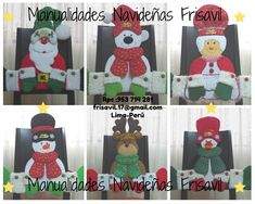CUBRESILLAS NAVIDEÑAS PATILARGAS Christmas Crafts, Christmas Decorations, Xmas, Christmas Ornaments, Holiday Decor, Christmas Stockings, Quilts, Diy, Home Decor
