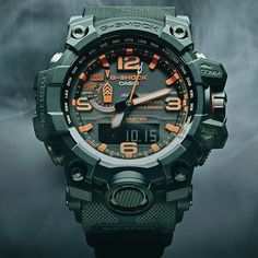 Designed out of respect for the tough natural world around us. The latest @Maharishi x #GSHOCK collaboration is here. Link in bio.