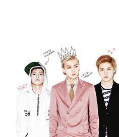 Exo ❤️ i love them:)