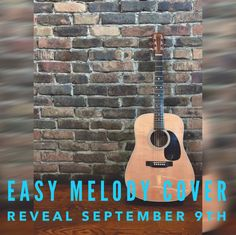 Easy Melody cover reveal from Kristen Proby September 9th