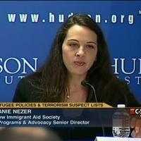 "Pamela Geller urges halt to Refugee Resettlement Program, blasts Southern Poverty Law Center as ""smear machine"""