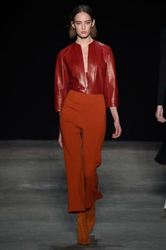 Narciso Rodriguez - Fall 2017 Ready-to-Wear
