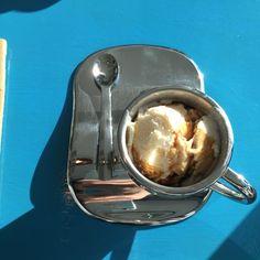Coffee and icecream
