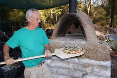 Florida Dome Homesteading. Meet the local man behind a global blog on pioneer living. You gotta see his rocket-fired COB oven.