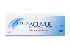 Die 1-Day Acuvue Kontaktlinsen verfügen über eine sehr gute Sauerstoffdurchlässigkeit, dies ist die Grundlage für eine langfristige Verträglichkeit der Tageslinsen. Der integrierte UV Schutz blockt zu 95% alle schädlichen UVA- und UVB- Strahlen ab. Eine spezielle Reinigung ist bei den Acuvue 1-Day Tageslinsen nicht erforderlich. (Kontaktlinsen mit UV-Schutz ersetzen keine Sonnenbrille!)