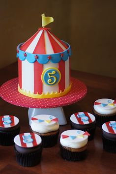 Circus Birthday Party Ideas Circus birthday Circus cakes and
