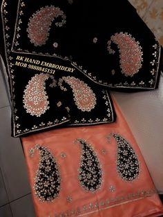 Designer Punjabi Suits, Embroidery, Bags, Fashion, Handbags, Moda, Needlepoint, Fashion Styles, Fashion Illustrations