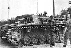 Sturmgeschutz IIIC from a SS unit