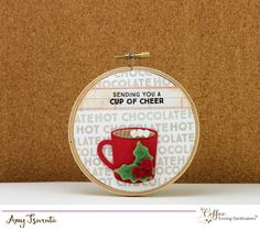 Tsuruta Designs: Winter/Holiday Coffee Lovers Blog Hop: Day Three: Happy National Cocoa Day!