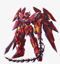 Nice anime image from Mobile Suit Gundam Wing uploaded by superzeta - knight epyon Gundam Wing, Gundam Art, Gundam Wallpapers, Gundam Mobile Suit, Gundam Custom Build, Futuristic Armour, Cool Robots, Gundam Seed, Japanese Anime Series