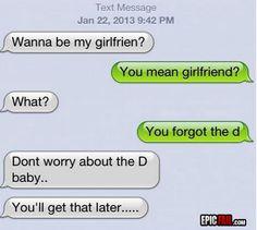 flirting texts win