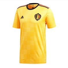 066a181a2ae Belgium Team Jersey AWAY-FIFA WC 2018 - sportifynow Adidas Shorts, Football  Kits,