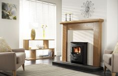 Signature Inset multi fuel stove - the Signature Inset models provide a convenient solution to converting an inefficient open fire into a stunning, high-performance fireplace.