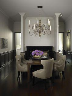 Transitional__ dining room designs