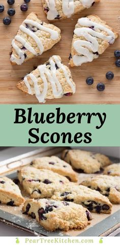 Super easy recipe for tender blueberry scones. Use fresh or frozen blueberries in this favorite Southern sweet treat. Perfect for breakfast, snacks, and packing into lunches. Come get the Southern secret for cutting in butter! Blueberry Breakfast, Breakfast Snacks, Breakfast Recipes, Dessert Recipes, Morning Breakfast, Desserts, Brunch Recipes, Breakfast Ideas, Frozen Blueberry Recipes