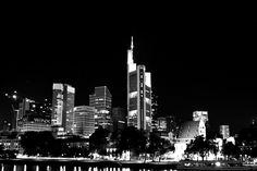 Frankfurt Skyline by JojoPhoto