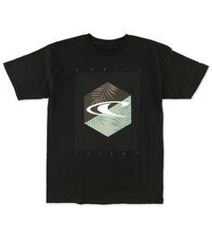 O'Neill Men's Passtime Short Sleeve Graphic T-Shirt