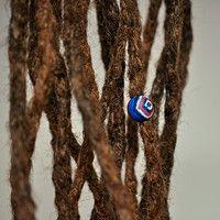 Zboží prodejce Bíds. / Zboží | Fler.cz My Design, Dreadlocks, Beads, Hair Styles, Beading, Hair Plait Styles, Hair Makeup, Bead, Hairdos