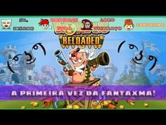 Worms Reloaded - A primeira vez da Fantaxma! | Blog Viiish Channel