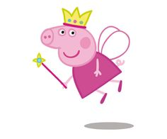 Peppa Pig Birthday Card for your little fairy! More peppa pig party supplies at partyweb. Invitacion Peppa Pig, Cumple Peppa Pig, 3rd Birthday Parties, Birthday Cards, Peppa Big, Peppa Pig Party Supplies, Peppa Pig Birthday Cake, Birthday Decorations, Disney