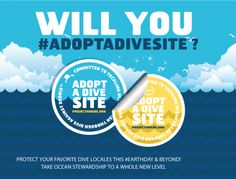 Adopt a Dive Site™ this Earth Day   Project AWARE