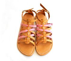 Gladiator with pink