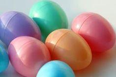 Articles of faith Easter egg hunt