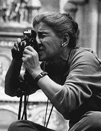 Mujeres en la historia: Fotógrafas