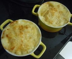 White Truffle Mac'n'Cheese with Crispy Topping
