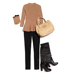 madeline Perplum sweater from Tory Burch $275.00