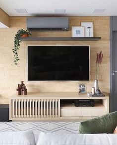 [New] The Best Home Decor (with Pictures) These are the 10 best home decor today. According to home decor experts, the 10 all-time best home decor. Interior Design Presentation, Decor Interior Design, Interior Decorating, Tv Unit Decor, Bedroom False Ceiling Design, Tv Wall Design, Home Tv, Living Room Tv, Decoration