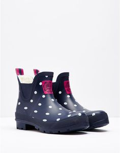 Joules Wellbob Women Rain Boot Wellibobs